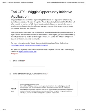 Tsai CITY - Wiggin Opportunity Initiative Application.pdf