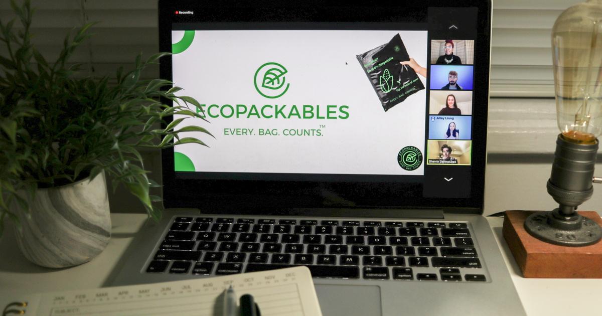 EcoPackables | Tsai CITY