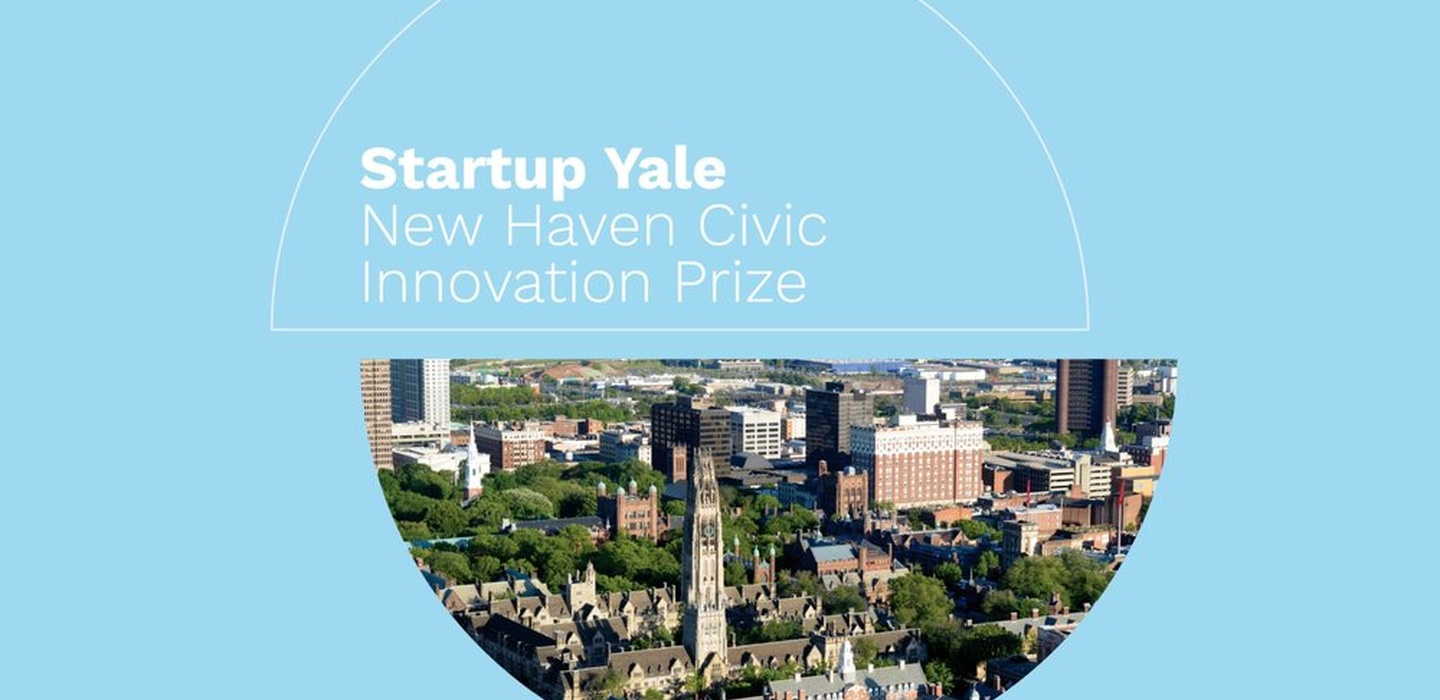 Startup Yale New Haven Civic Prize