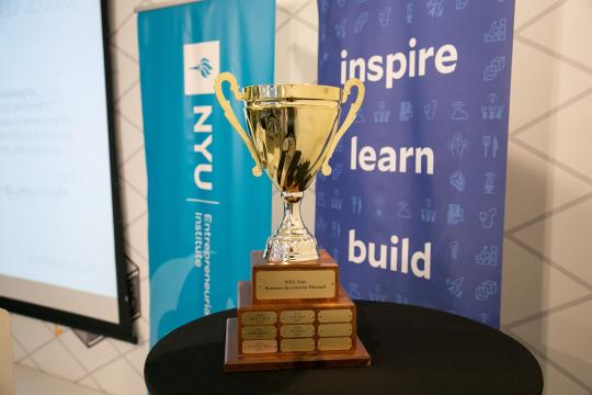 7th Annual NYU-Yale Pitchoff Prize